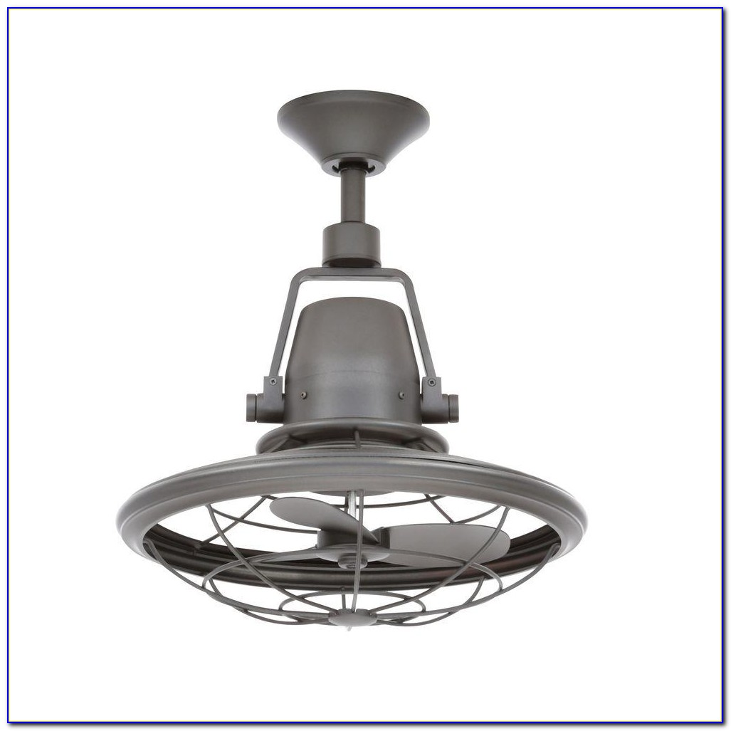 Small Oscillating Outdoor Ceiling Fan