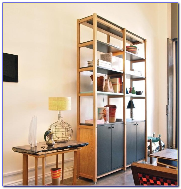 Solid Wood Bookcases Los Angeles
