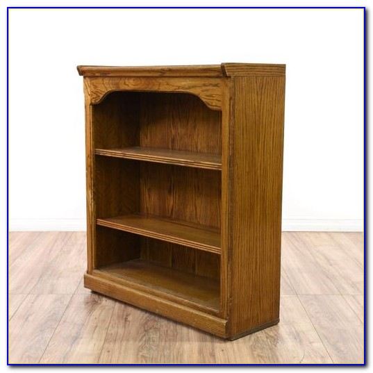 Solid Wood Bookcases San Diego