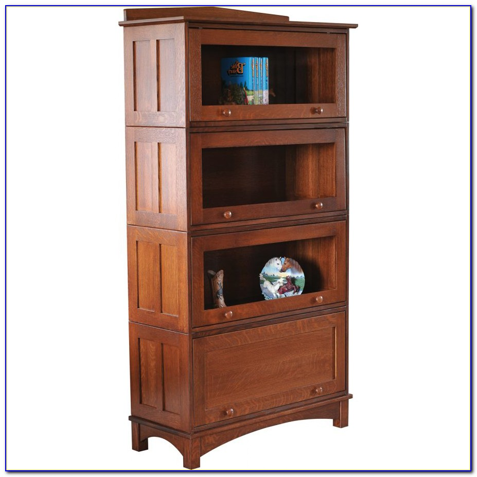 Stacking Barrister Bookcase