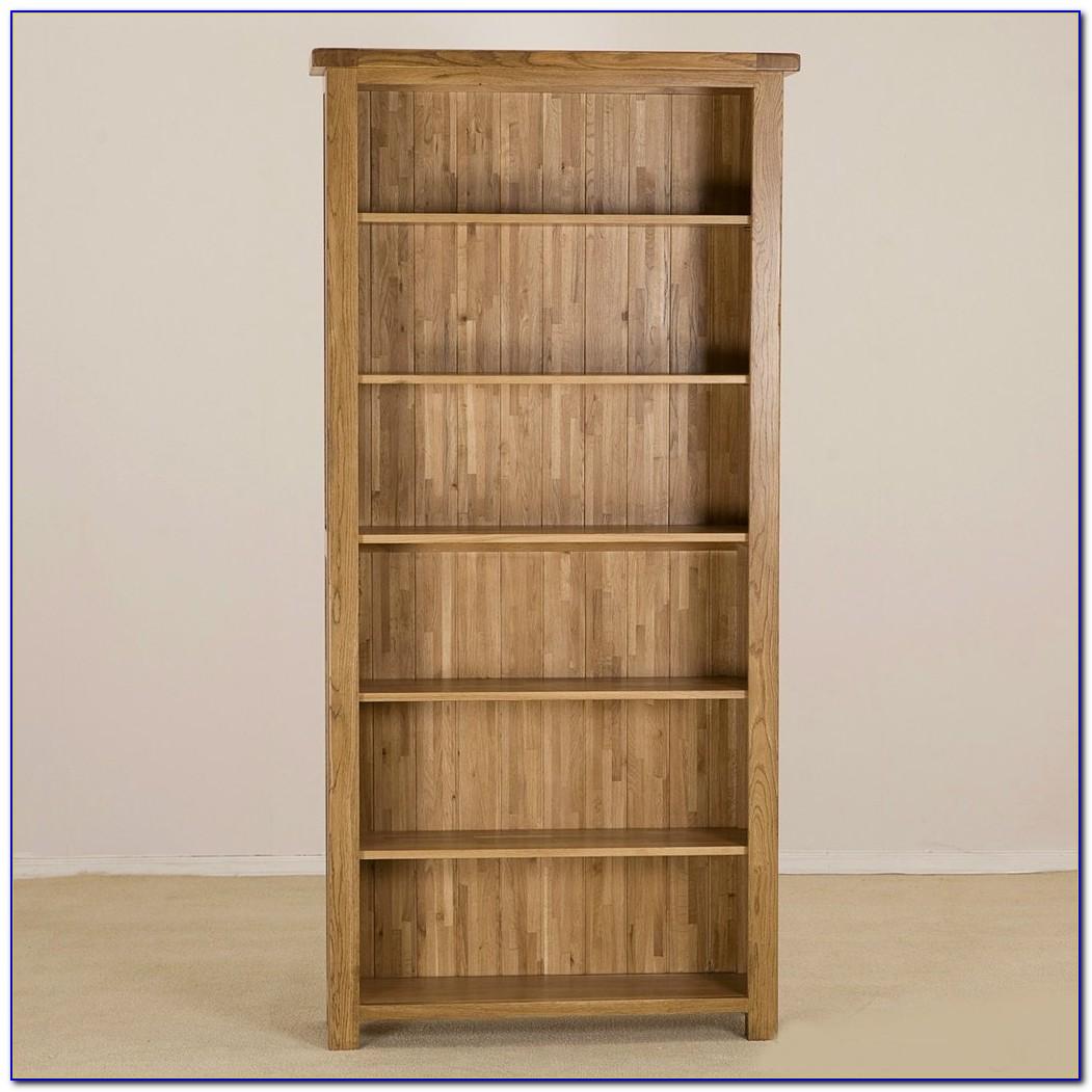 Tall 4 Shelf Bookcase