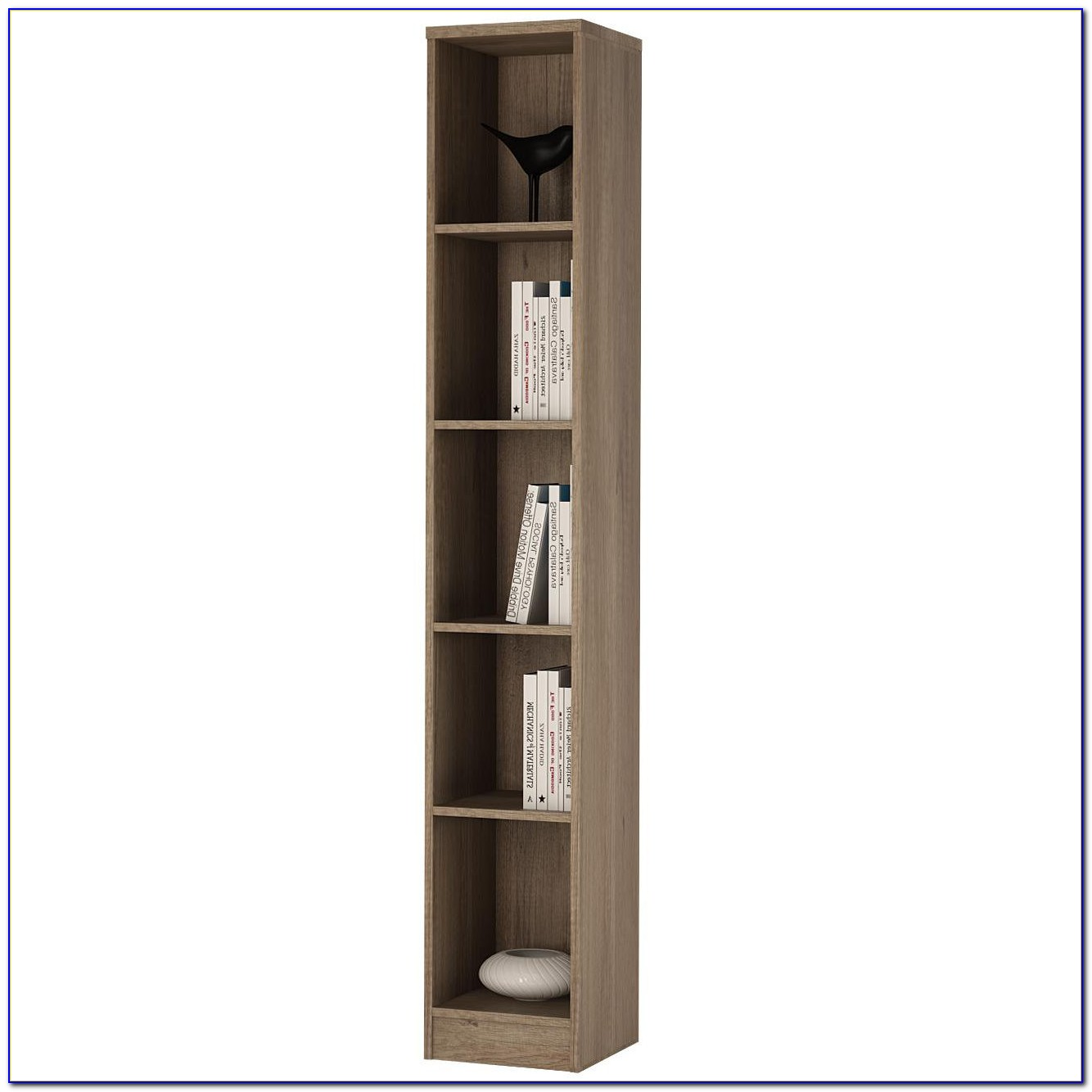 Tall Slim Bookcases