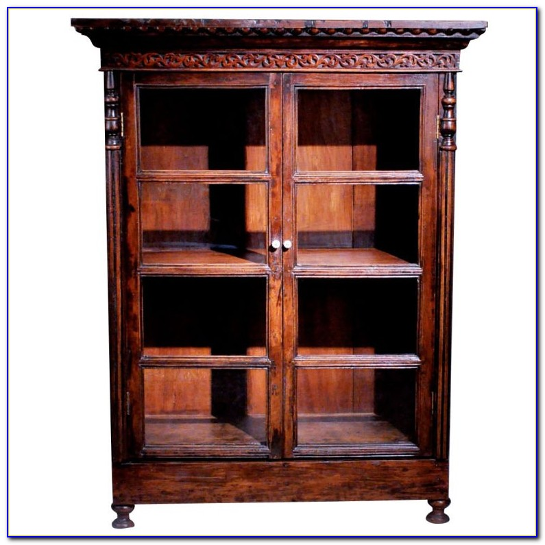 Teak Furniture Bookcase