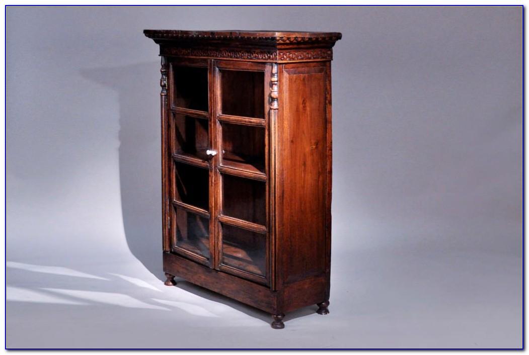 Teak Wood Bookcase