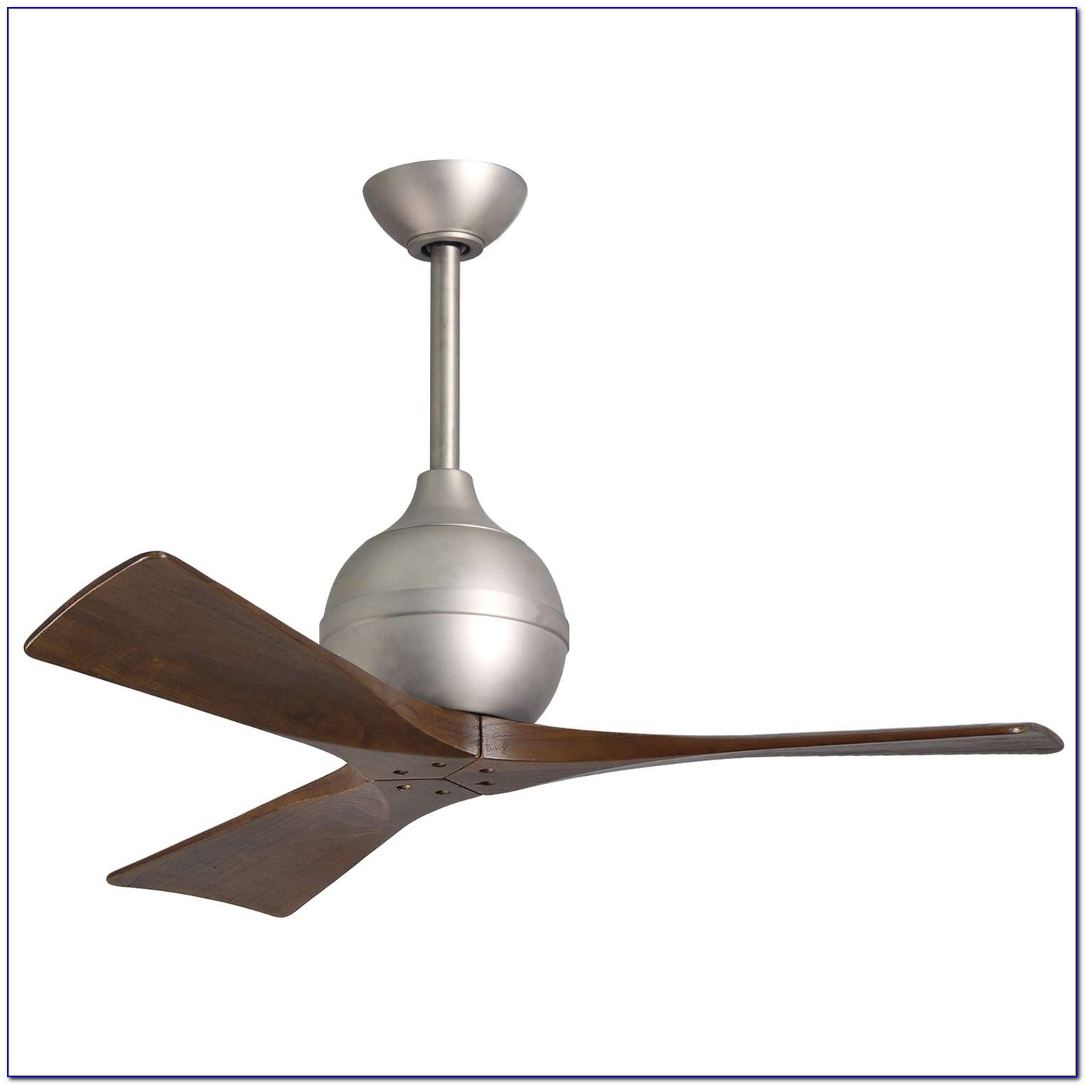 Three Blade Ceiling Fan With Light