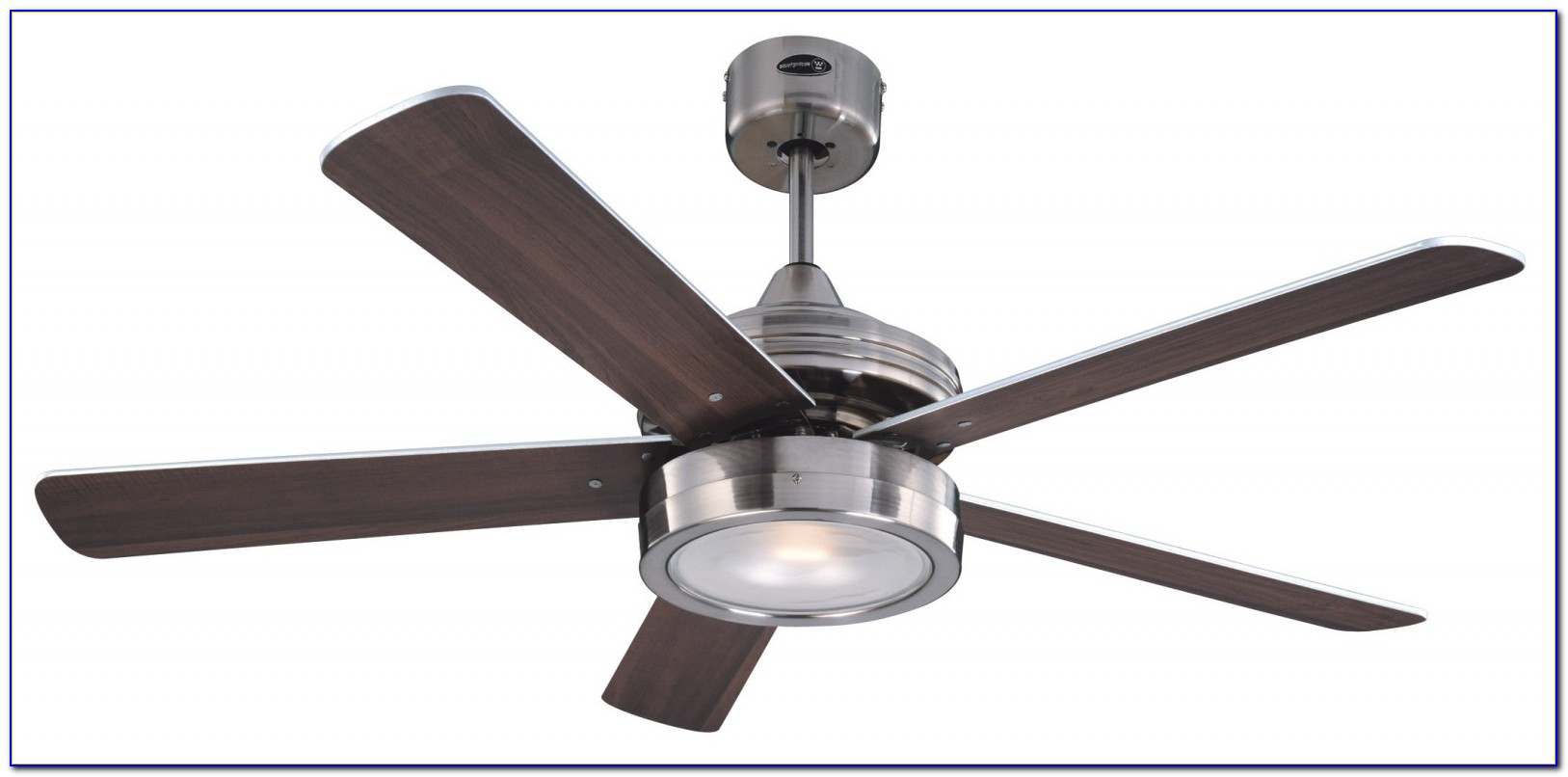 Westinghouse Industrial Ceiling Fan Black