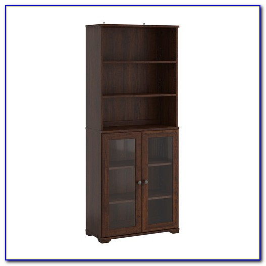 White Bookcase At Ikea