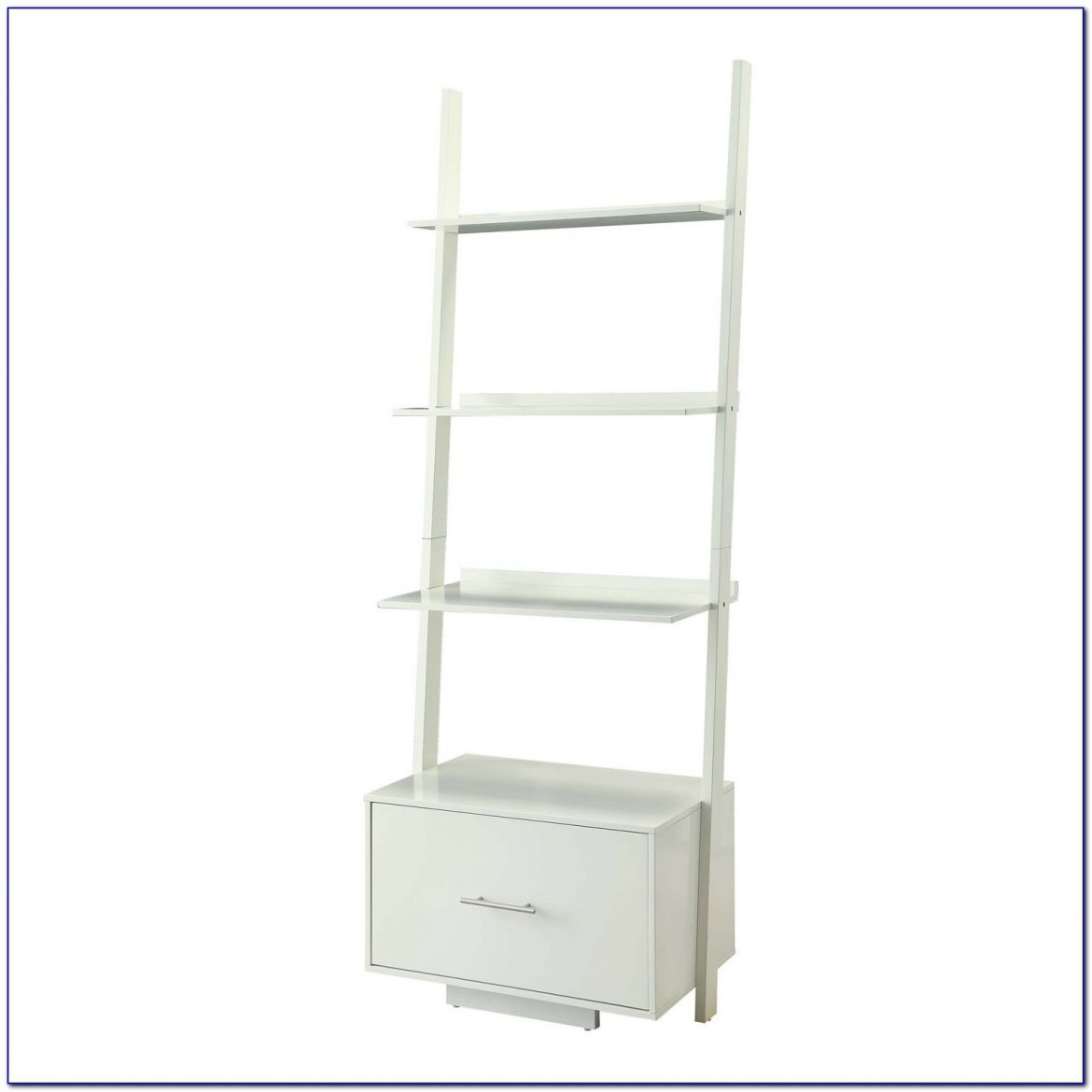 White Ladder Bookcases