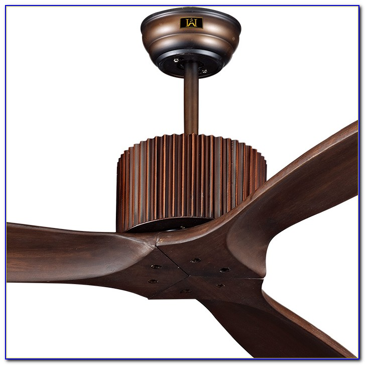 Wood Blade Ceiling Fans