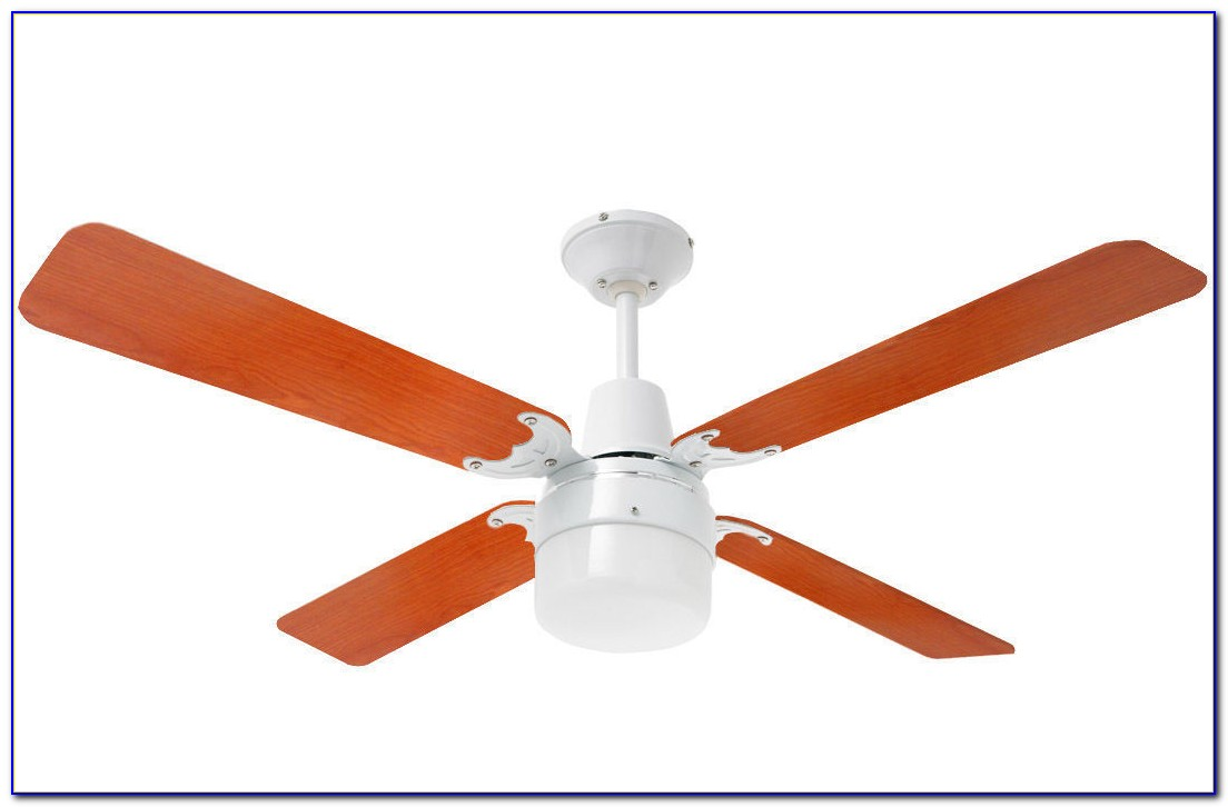 Wooden Blade Ceiling Fans