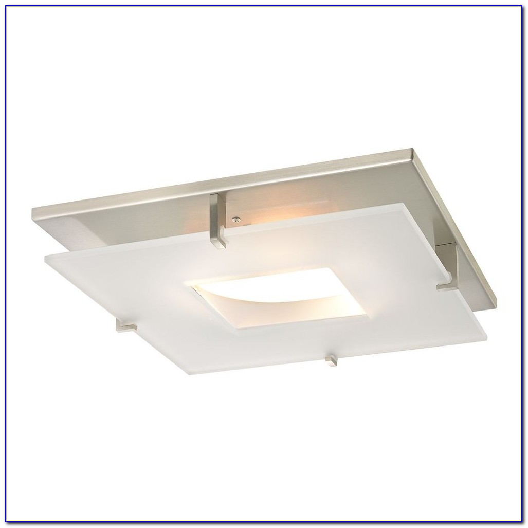 12 Square Ceiling Light Fixture