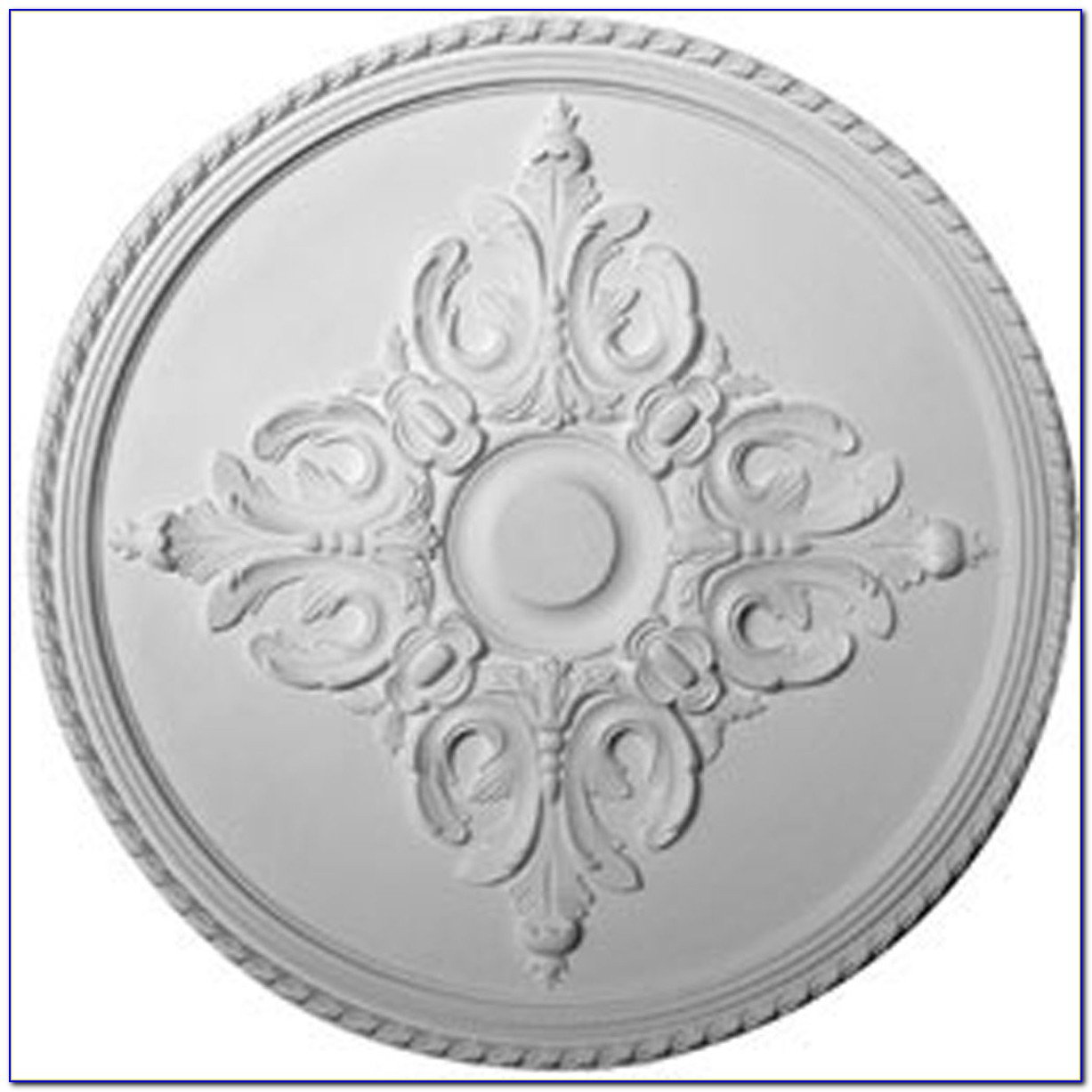 2 Piece Ceiling Medallions