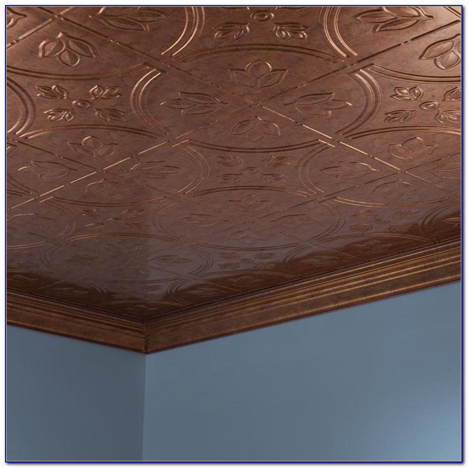 2x4 Vinyl Ceiling Tiles