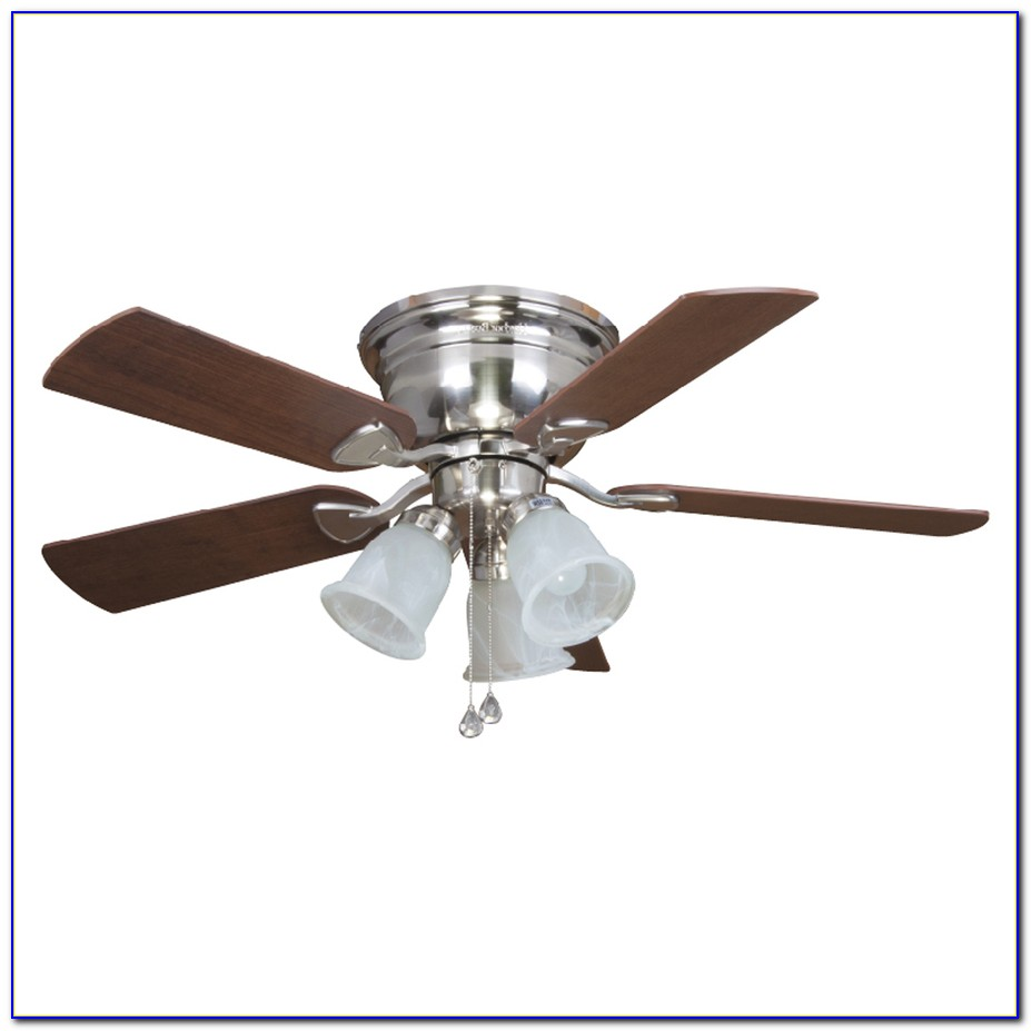 42 Inch Flush Mount Ceiling Fan Without Light