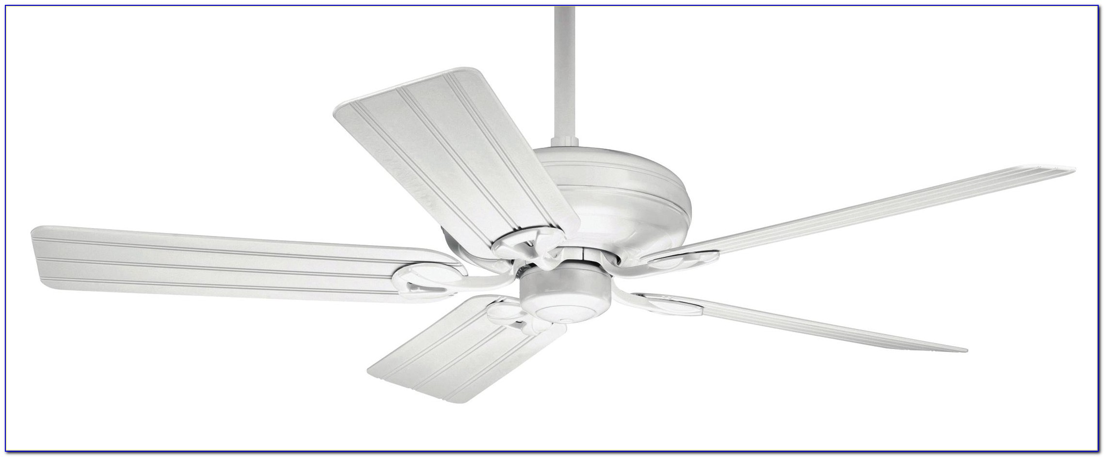 42 White Hunter Ceiling Fan
