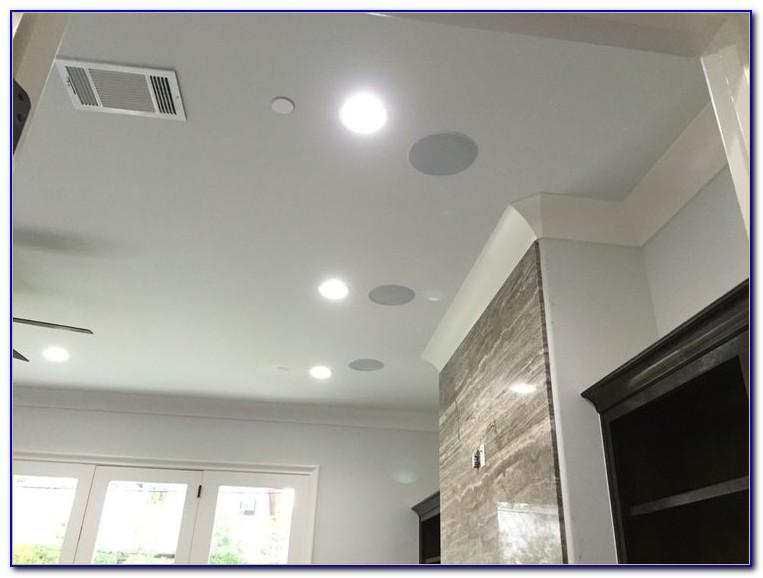 5.1 Surround Sound In Ceiling Speakers