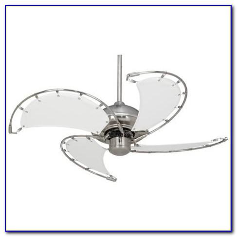 60 Ceiling Fan Brushed Nickel
