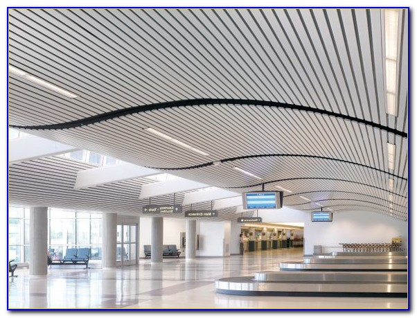 Armstrong Linear Metal Ceiling Panels