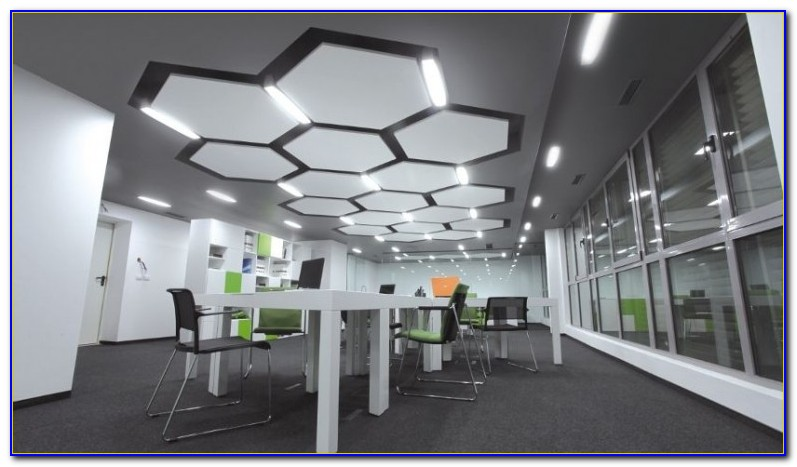 Armstrong Optima Health Zone Ceiling Tile