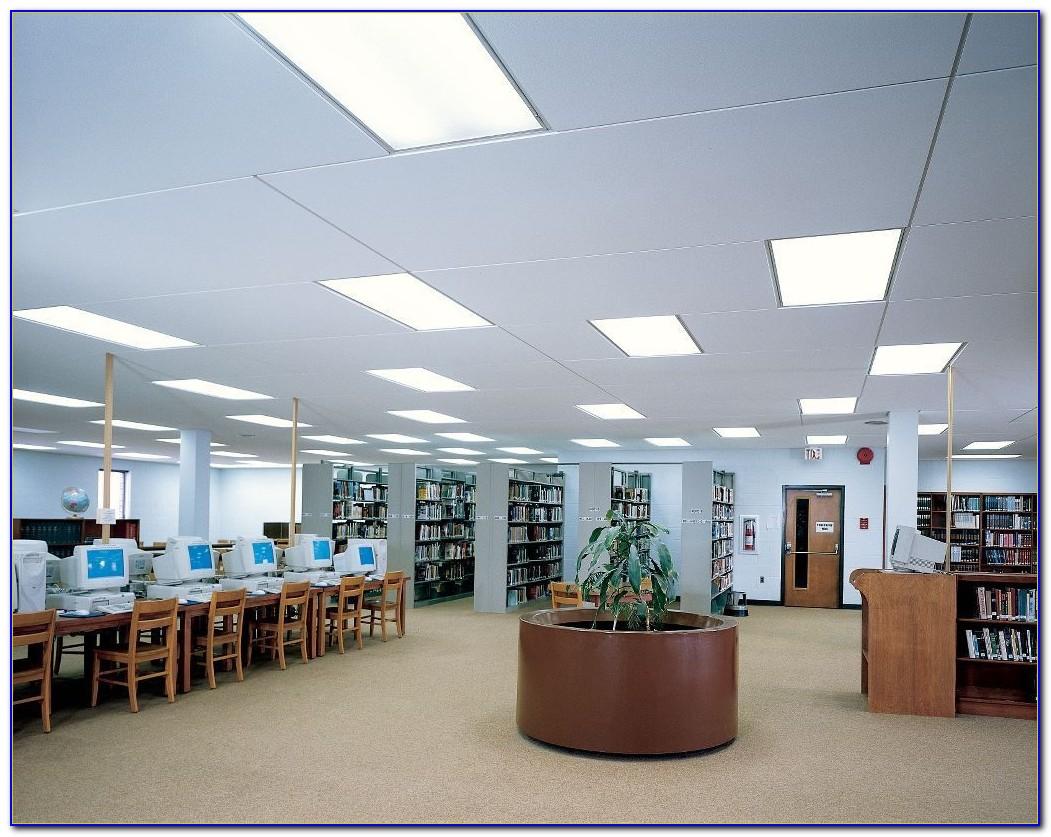 Armstrong Optima Open Plan Ceiling Tile