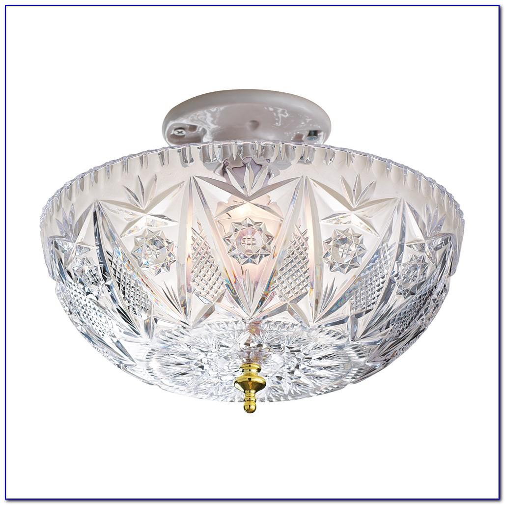 Bare Ceiling Light Bulb Cover