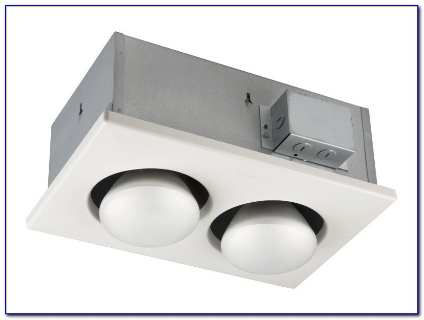 Bathroom Ceiling Heat Light