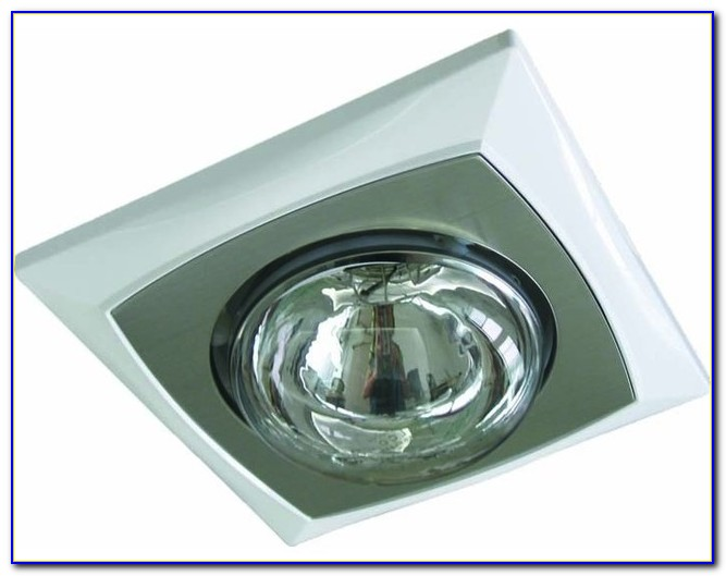Bathroom Exhaust Fans Heat Lamps