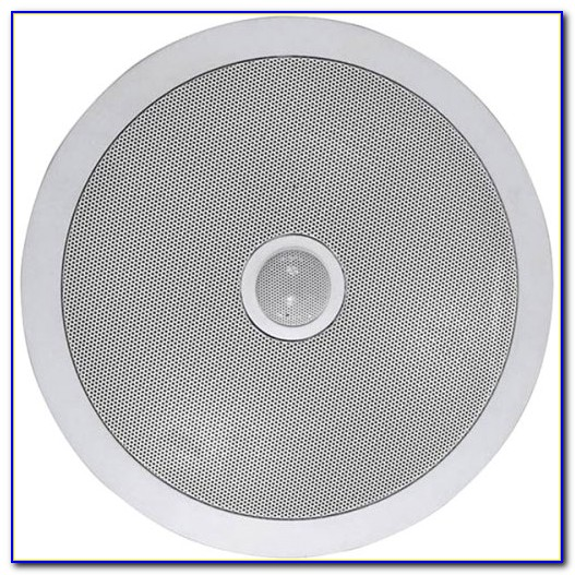 Best In Ceiling Speakers For Music