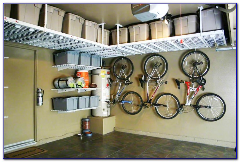 Build Your Own Garage Ceiling Storage Systems