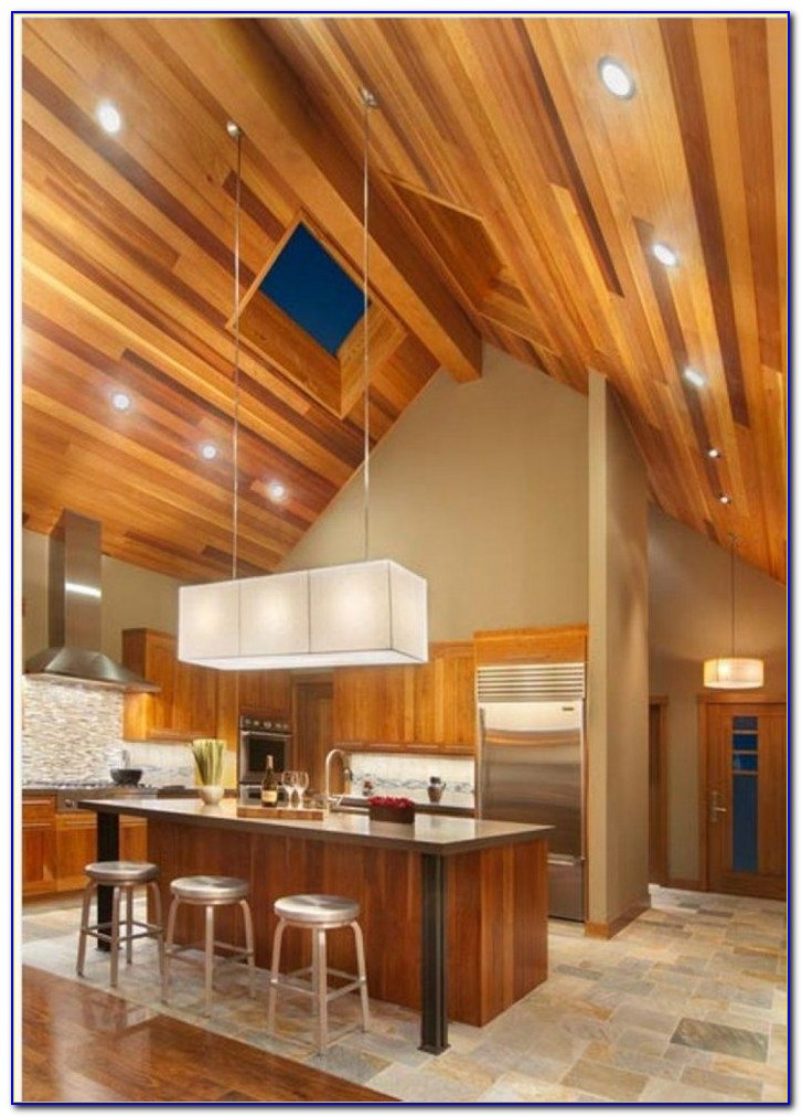 Can Lights For Vaulted Ceilings
