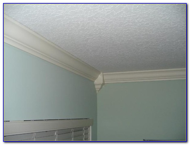 Can You Knock Down Popcorn Ceiling