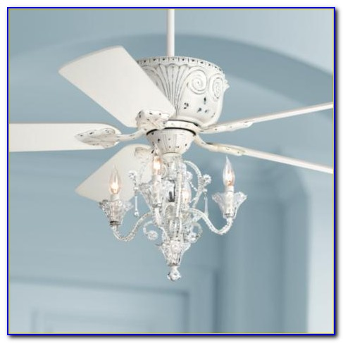 Casa Deville Candelabra Ceiling Fan
