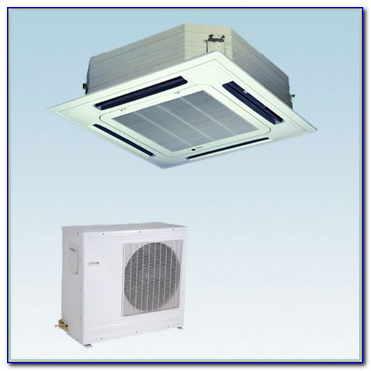 Ceiling Cassette Air Conditioner Malaysia