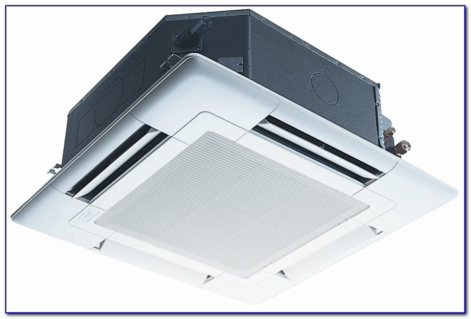 Ceiling Cassette Air Conditioners