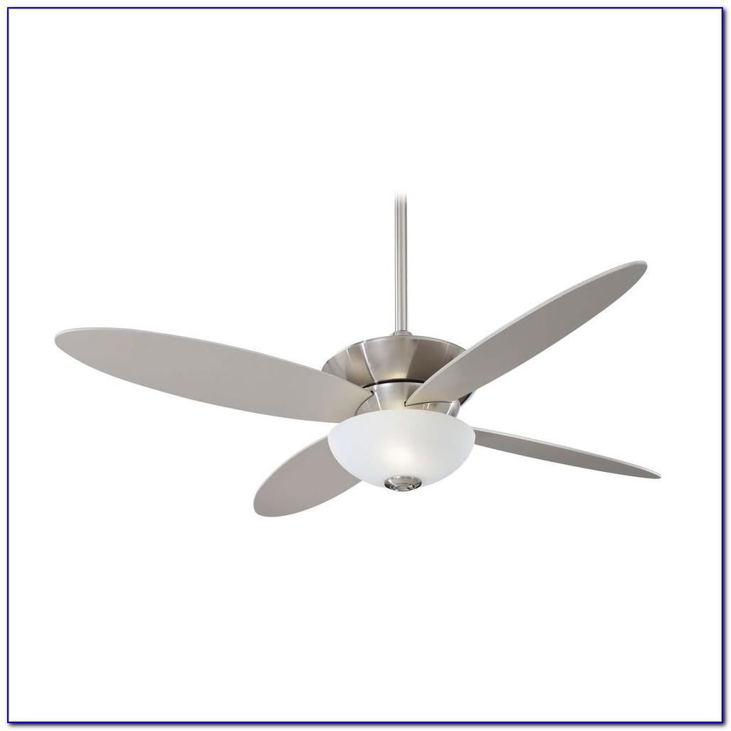Ceiling Fan Brushed Nickel Blades
