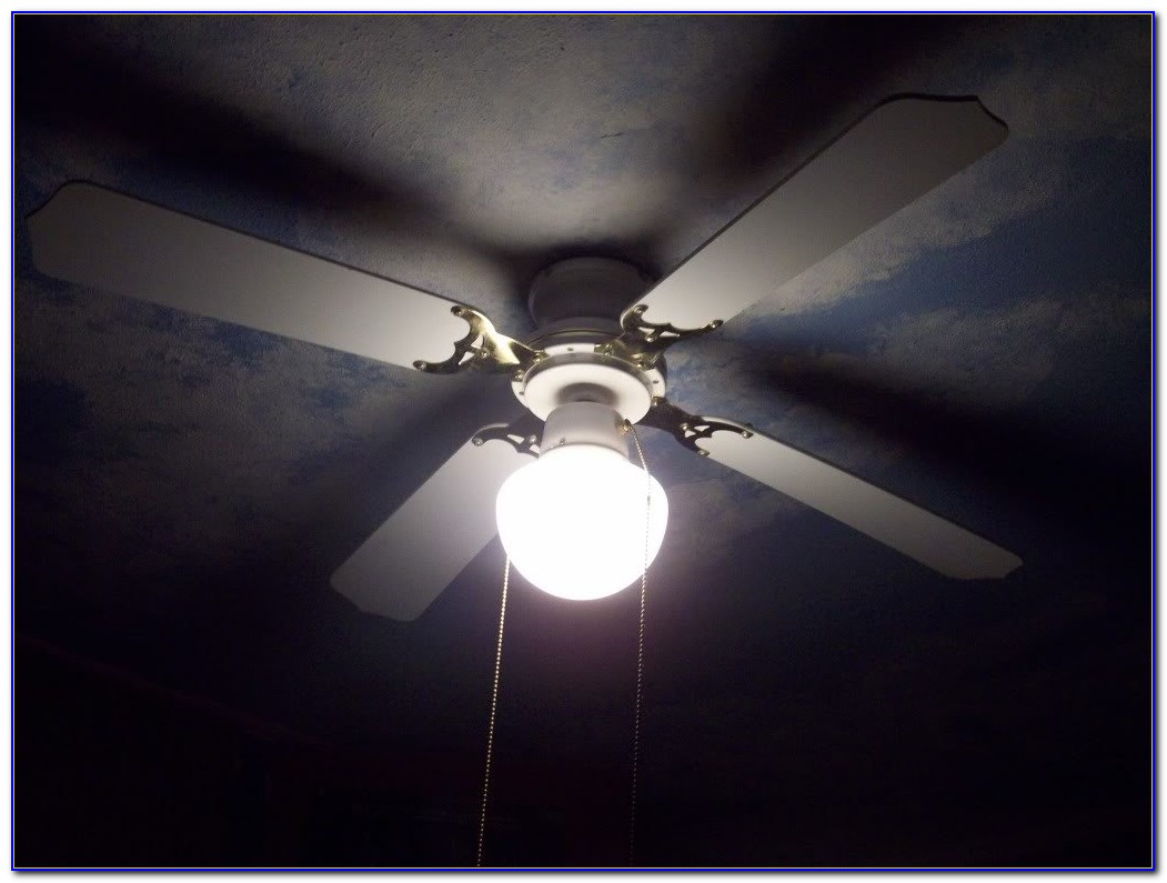 Ceiling Fan Flush Mounting Plate