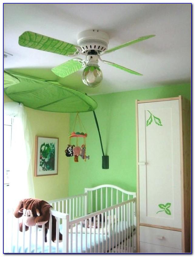 Ceiling Fan For Girl Nursery