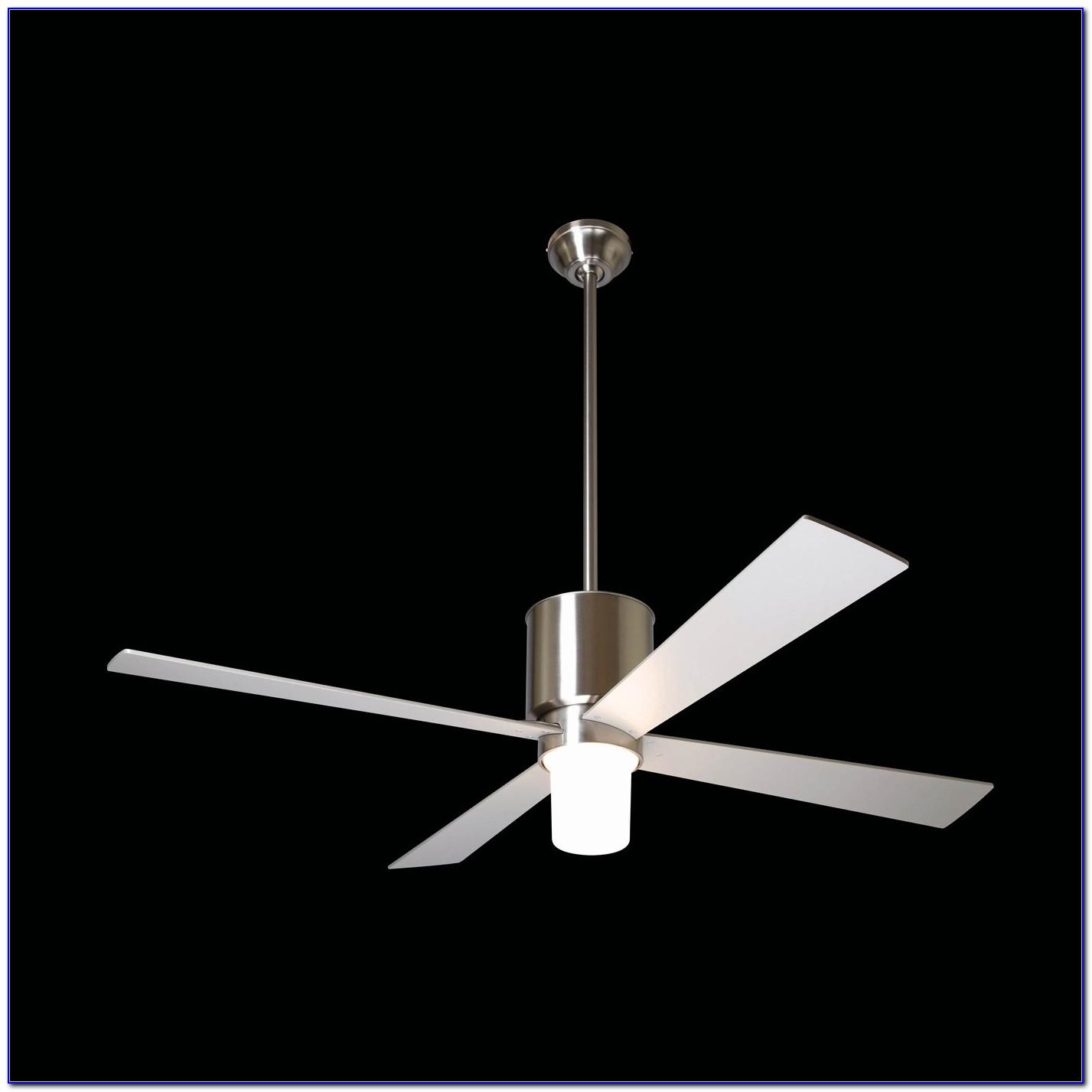 Ceiling Fan With Adjustable Spotlights