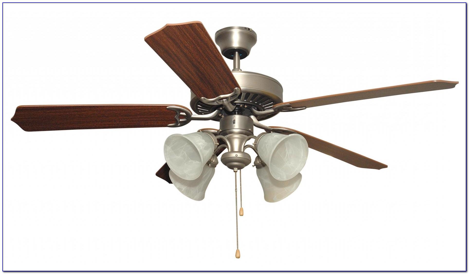Ceiling Fan With Halogen Spotlights