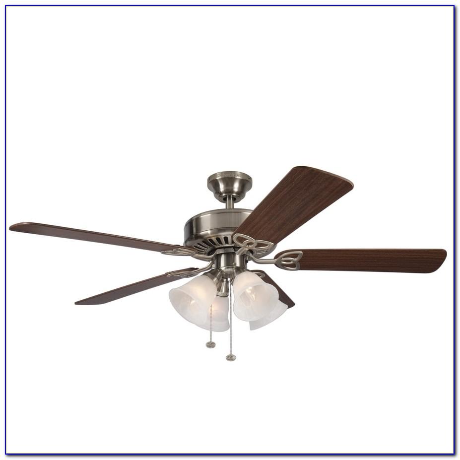 Ceiling Fan With Spotlights