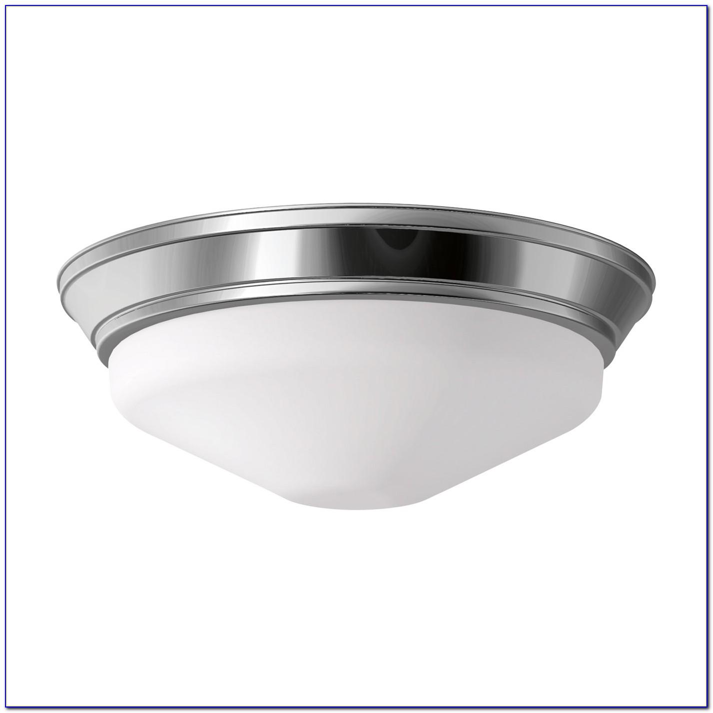 Ceiling Light Flush Mount Brushed Nickel