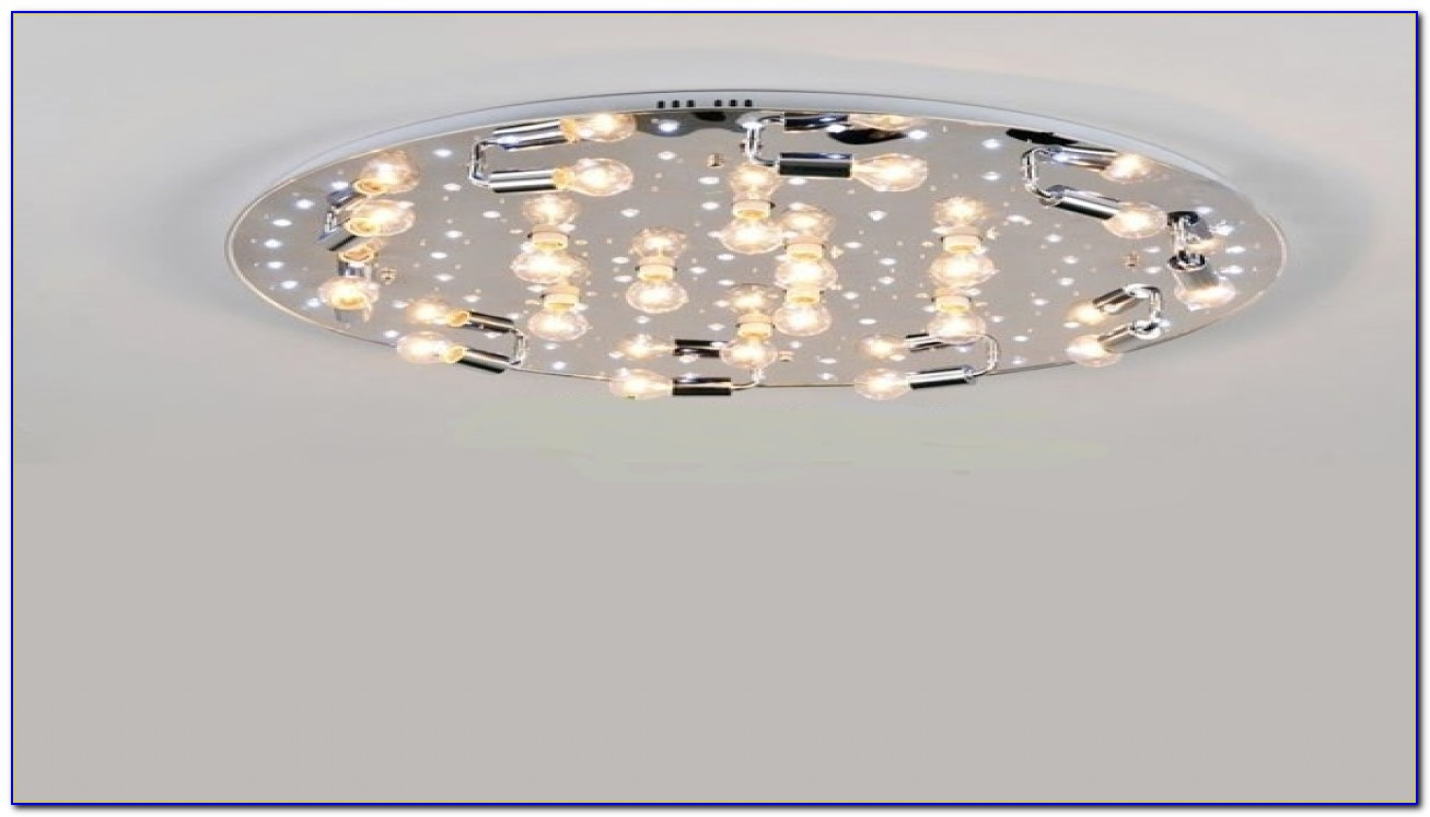 Ceiling Light Flush Mount Pull Chain