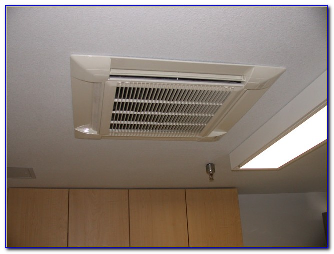 Ceiling Mount Mini Split Air Conditioners