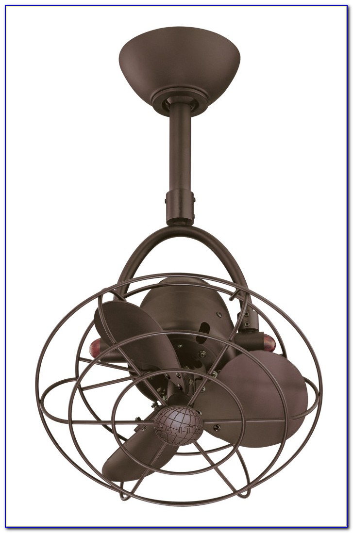 Ceiling Mount Oscillating Fan