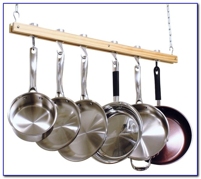 Ceiling Mount Pot Rack