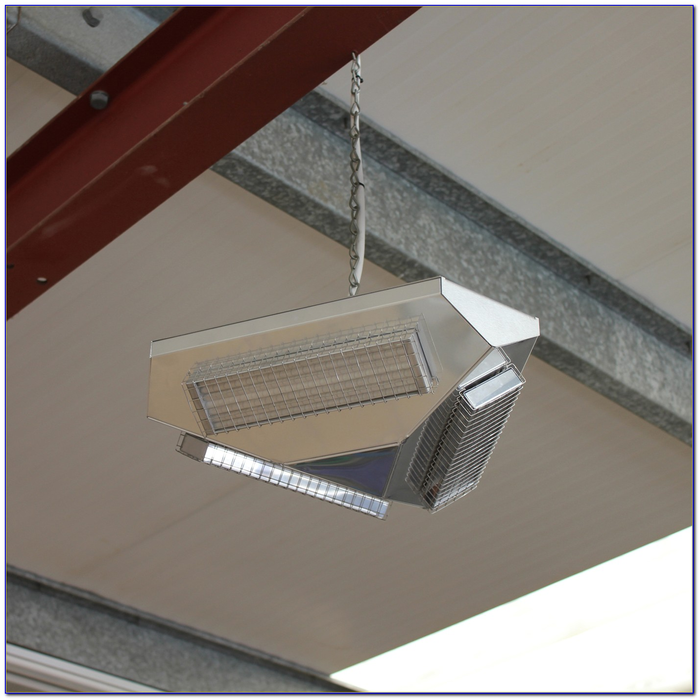 Ceiling Mounted Industrial Gas Heaters
