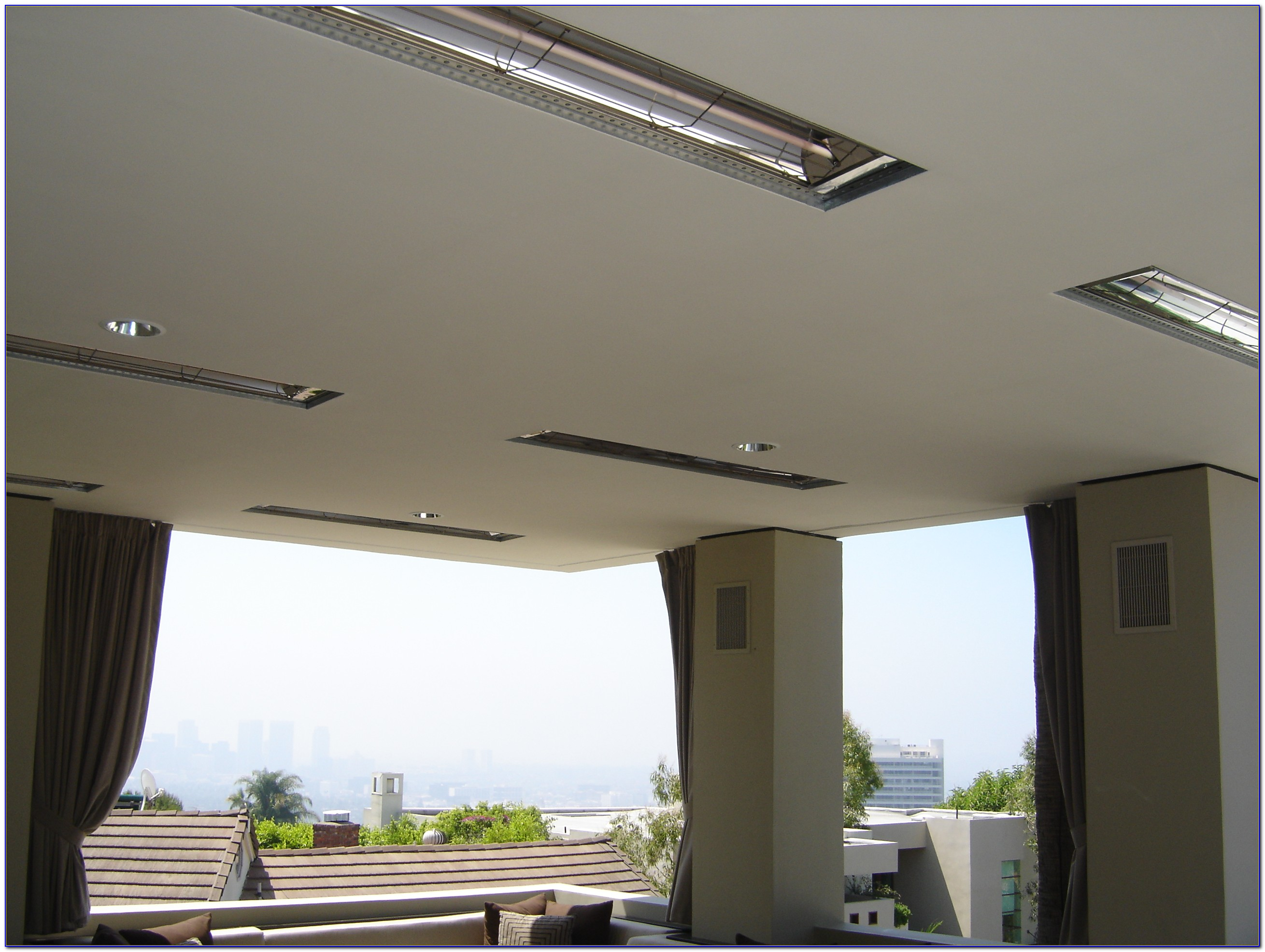 Ceiling Mounted Radiant Heater