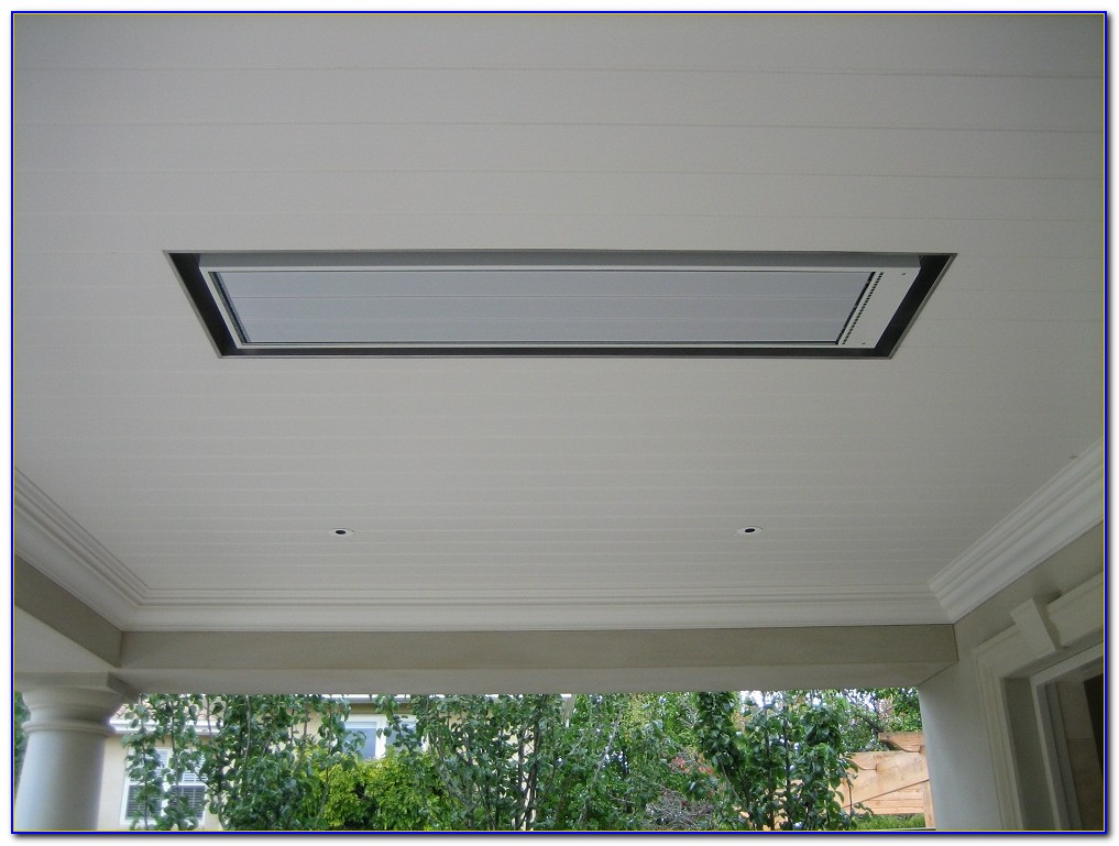Ceiling Mounted Radiant Tube Heaters