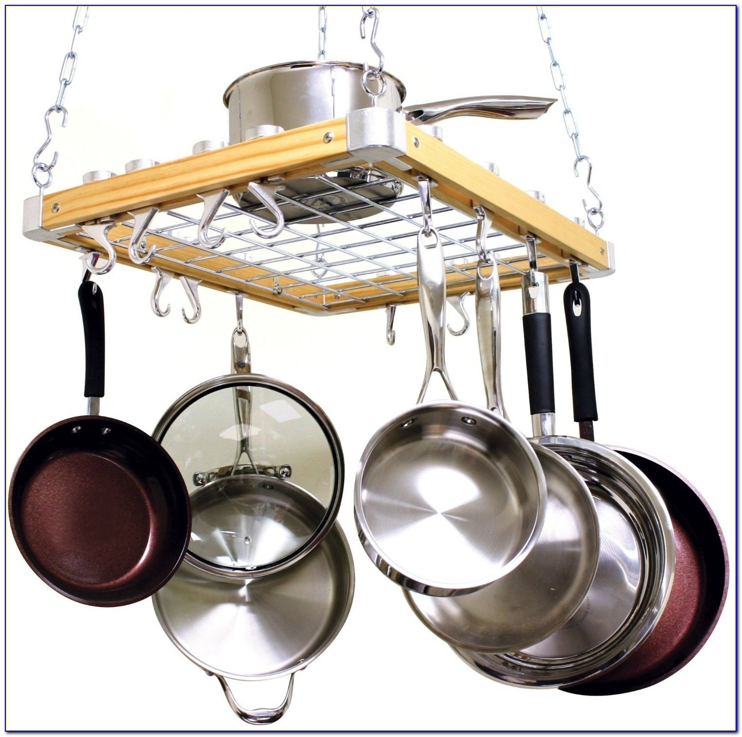 Ceiling Rack For Pots And Pans Uk
