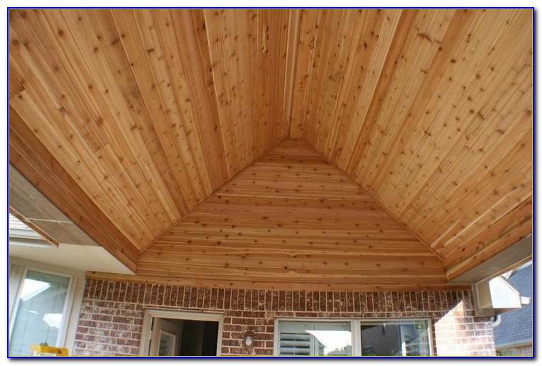 Ceiling Tongue And Groove Wood